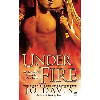 Under Fire: The Firefighters of Station Five (Signet Eclipse)