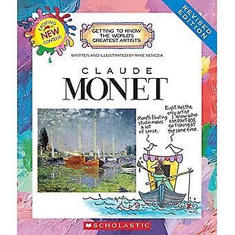 Claude Monet (seconda edizione) (familiarizz conare più grandi artisti del mondo)