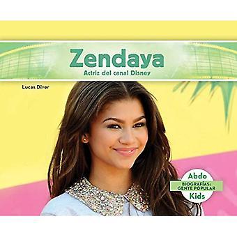 Zendaya: Actriz del Canal Disney (Zendaya: Disney Channel skuespiller) (Biografias: Gente populære (Pop BIOS))