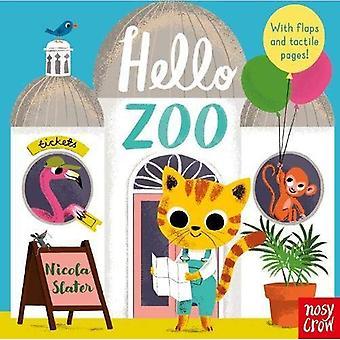 Hello Zoo (Hello...) [Board� book]