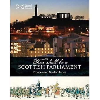 'There Shall be a Scottish Parliament' (Scotties)
