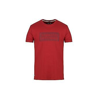 Weekend Offender Groves T-shirt In Rust