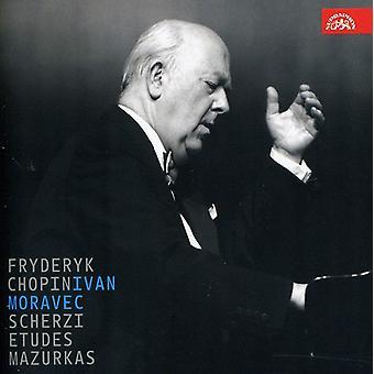 F. Chopin - Fryderyk Chopin: Scherzi, Etudes, Mazurkas [CD] USA import
