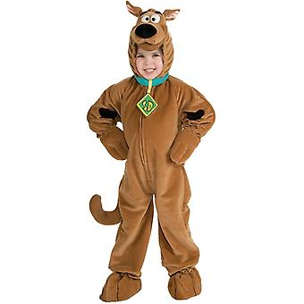 Velor Scooby Doo Child Costume