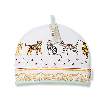 Cooksmart Cats On Parade Tea Cosy