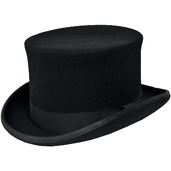 Prince Charles Top Hat Blk For All