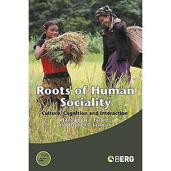 Radici della socialità umana cultura cognizione e interazione di Enfield & Nicholas J.