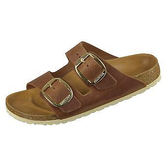 בירקנסטוק אריזונה 1011073 הנשים האוניברסליות בקיץ נעליים