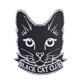 Extreme Largeness Black Cat Club patch