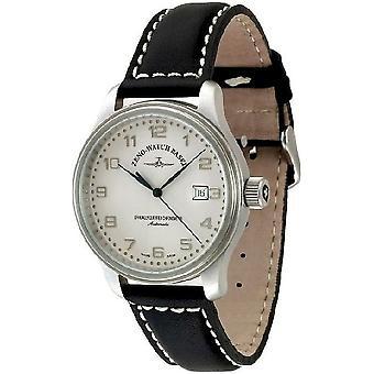 Zeno-Watch Herrenuhr NC Retro Automatic Chronometer 9554C-e2