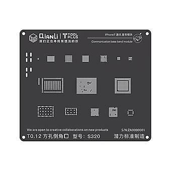 QianLi 3D BGA Stencil Comms Base Band iPh 7 | iParts4u