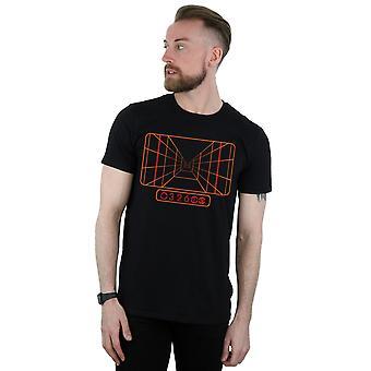 Hvězdicové války ' s zacílené počítačové tričko