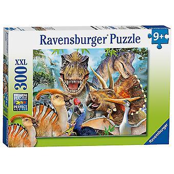Ravensburger ravi Dinos XXL 300pc Jigsaw Puzzle