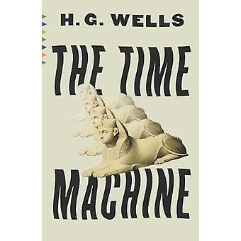 The Time Machine by H G Wells - 9780606400329 Book