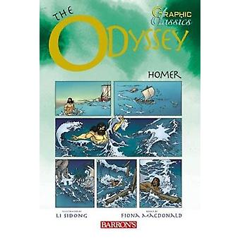 The Odyssey by Fiona MacDonald - 9780764142765 Book