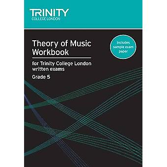 Theory of Music Workbook Grade 5 by Naomi Yandell - 9780857360045 Book
