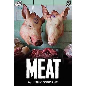 Meat by Jimmy Osborne - 9780957285910 Book