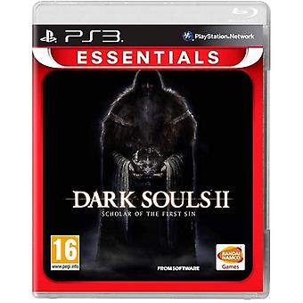 Dark Souls 2 Scholar Of The First Sin Essentials Edition PS3 Game