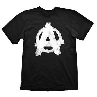 Rage T-shirt anarchie