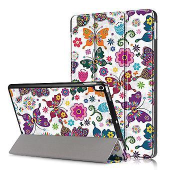 iPad Air 10.5 & iPad Pro 10.5 Slim fit Tri-fold Fall-Schmetterling