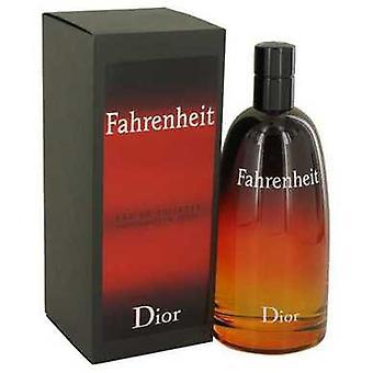 Fahrenheit Von Christian Dior Eau De Toilette Spray 6.8 Oz (Männer) V728-413205