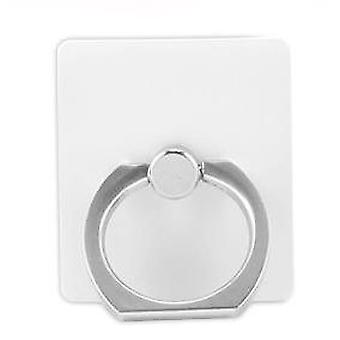 Mobile Holder/Finger Holder-Universal ring for Mobile (white)