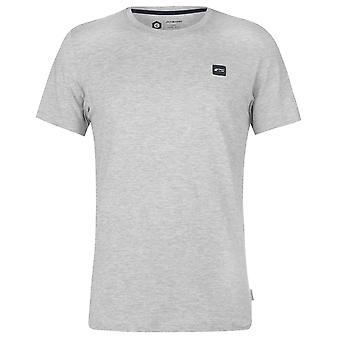 Jack y Jones Hombres Core Camiseta Corporativa Camiseta Cuello Camiseta Top Ronda de Manga Corta