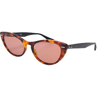 Ray Ban 4314N Nina Red Violet Scale Photochromic