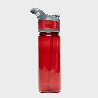 New Eurohike Running Cycling Hydration Spout Bottle 750ml Red