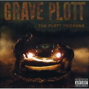 Grave Plott - Plott Thickens [CD] USA import
