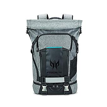Acer Predator Accessories - Gaming rolltop backpack (for all 15 &apos notebooks; - waterproof - 35 -5 litre capacity - all equipment in a bag) gray