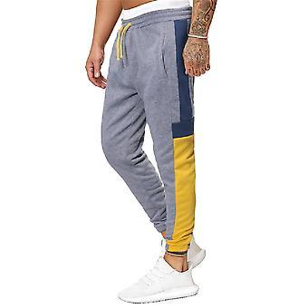 Pantalon décontracté Allthemen Men-apos;s Colorblocked Sport Casual