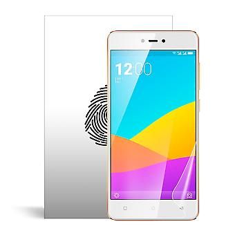 Celicious Vivid Plus Mild Anti-Glare Screen Protector Film Compatible with Gionee F103 Pro [Pack of 2]