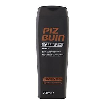 Allergi Piz Buin SPF 50 (200 ml) Solar lotion