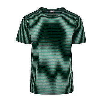 Urban Classics Herren T-Shirt Yarn Dyed Baby Stripe
