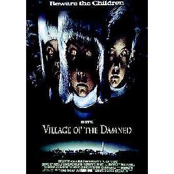 Dorf der Verdammten (Reprint) Nachdruck Poster