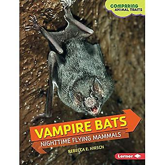 Vampire Bats: Nighttime Flying Mammals (Comparing Animal Traits)