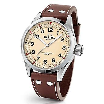 Tw Steel Swiss Volante Svs101 Watch 45mm