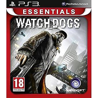 Watch Dogs Essentials PS3 Game