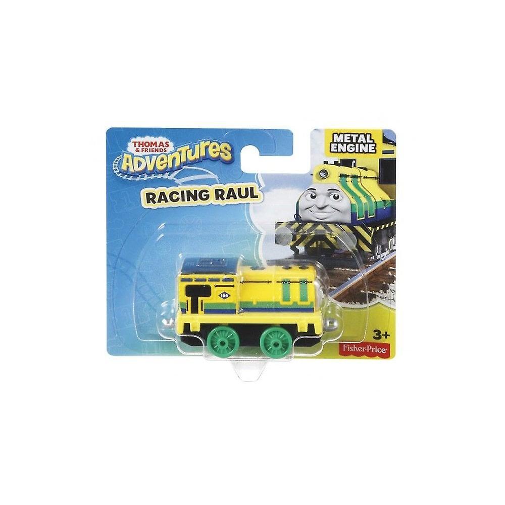 Fisher Price Thomas Adventures - Racing Raul - Die Cast Engine