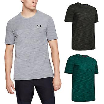 Under Armour Mens Vanish Seamless Short Sleeve Nov 1 T-Shirt