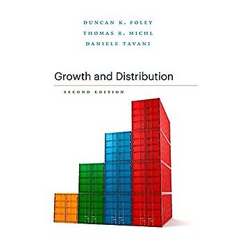 Growth and Distribution by Duncan K Foley