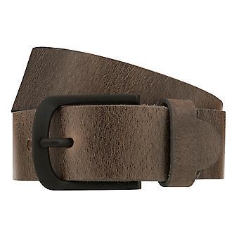 Teal Belt Men's Belt Leather Belt Jeans Belt Grey 8417