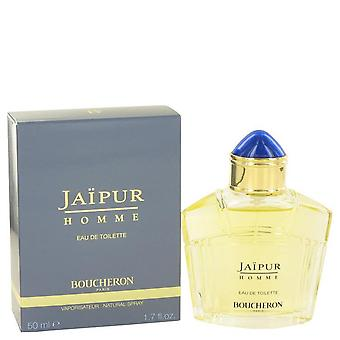 Jaipur Eau De Toilette Spray By Boucheron   414273 50 ml