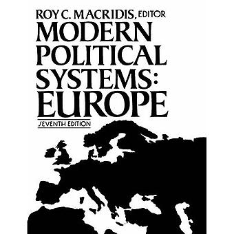 Modern Political Systems Europe by Macridis & Roy C.