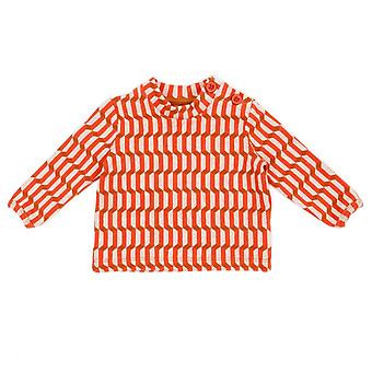 Lily Balou Baby Tshirt Francis Blocks Red