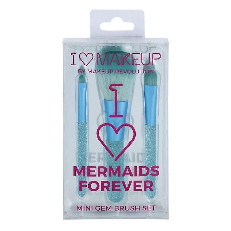 Mermaids Forever Brush Kit