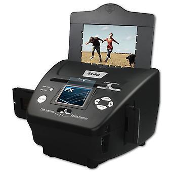 atFoliX Verre film protecteur compatible avec Rollei PDF-S 240 SE 9H Hybride-Verre