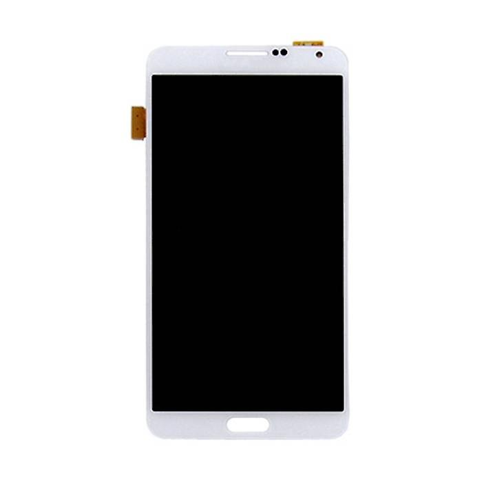 Stuff Certified® Samsung Galaxy Note 3 N9000 (3G) Screen (AMOLED + Touch Screen + Parts) AAA + Quality - Black / White