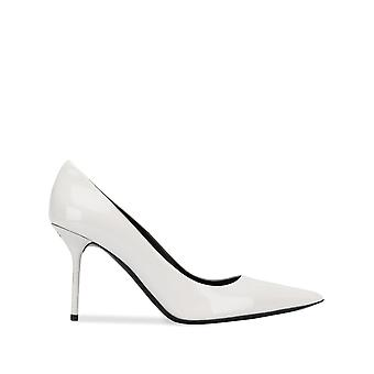 Tom Ford W2523tlcl072u1003 Women's White Patent Leather Pumps
